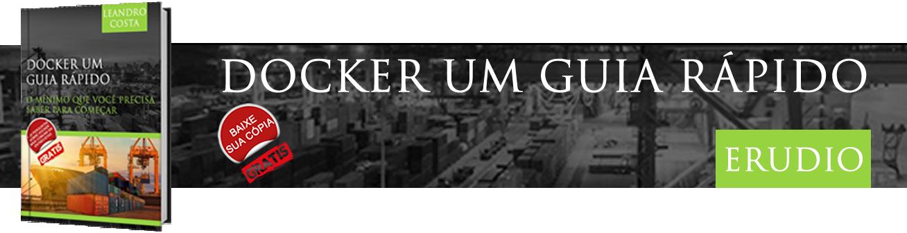 Baixe o Guia Docker grátis